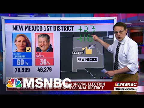 Dem Wins New Mexico Special Election To Replace Haaland, Dispels GOP Swing