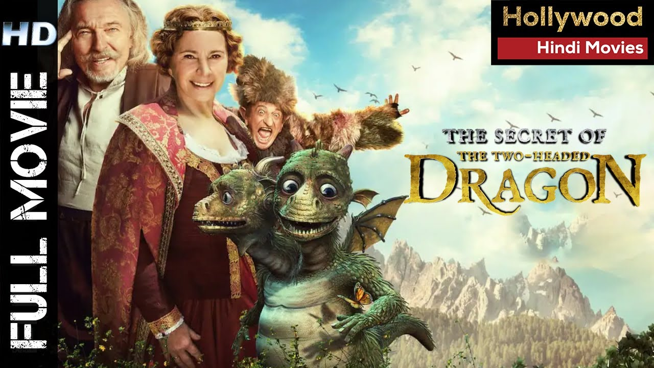 The Secret Of The Two Headed Dragon | Latest 2021 Hollywood Comedy Movie Dubbed In Hindi | Full Hd
