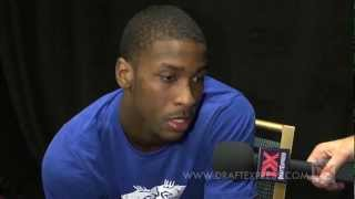 Michael Kidd-Gilchrist Draft Combine Interview