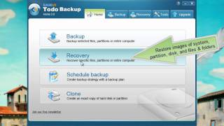 Free image backup software - ghost image backup alternative