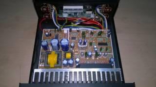 STK 4141 Car Stereo Amplifier Assembling