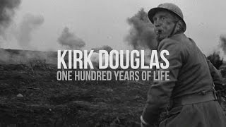 Kirk Douglas: One Hundred Years Of Life