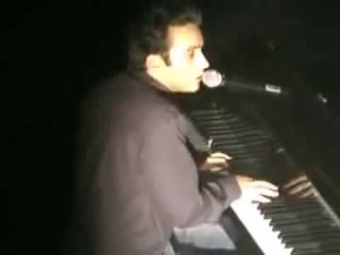 Saez - Jours Etranges piano
