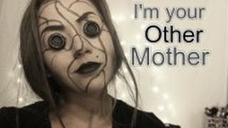 The Other Mother. Coraline Halloween Look.