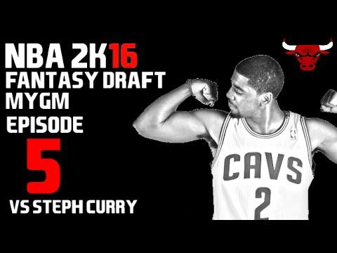 mygm fantasy draft 2k15