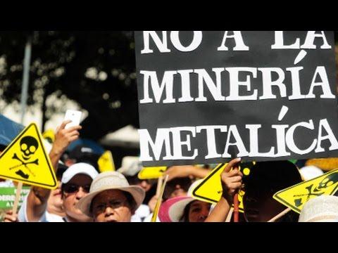 El Salvador Passes Historic Ban on Metal Mining