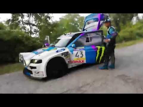 Rally Legend 2019 In Diretta Con Ken Block Neuville E Mikkelsen