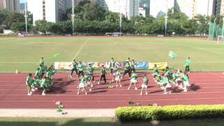 福建中學2016-2017 運動會啦啦隊 (綠社)