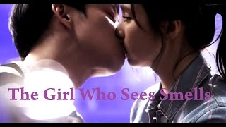Video The Girl Who Sees Smells Choi Mu Gak kissing Oh Cho Rim download MP3, 3GP, MP4, WEBM, AVI, FLV September 2017