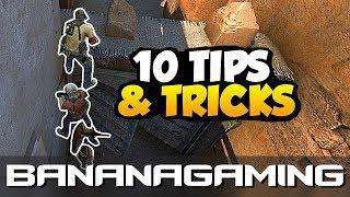 NEW DUST2 - 10 TIPS & TRICKS