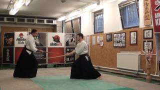 kumi tachi -ken no ri 2.1 [TUTORIAL] Aikido advanced weapon technique: 組太刀