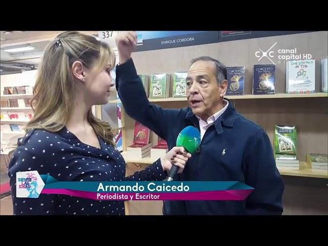 Armando Caicedo habla sobre 'El niño que me perdonó la vida'