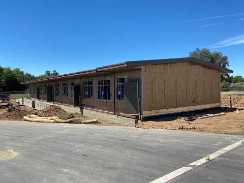 Cottage Elementary School New Classroom Building