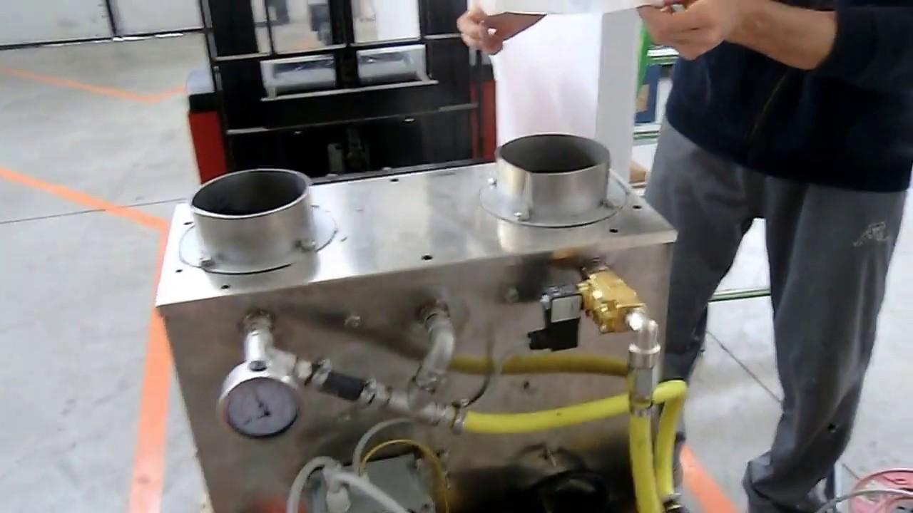 Depuratori di stufe a pellet depuratori a condensazione for Abbattitore fumi per stufe a pellet