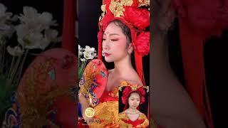 Trang điểm cổ trang Trung Quốc