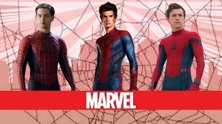 Who Is The Best... Spider Man?
