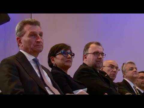 Hannover Messe: Digitising European industry (Part II)