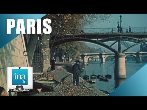 1945 : Un automne à Paris | Archive INA