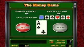 Игровой автомат The Money Game (игра денег) играть бесплатно на Casino-Sparta.com(Деньги правят миром – эта истина очевидна. Разработчики решили придумать банальный игровой автомат, где..., 2015-09-08T10:24:48.000Z)