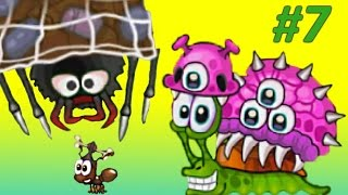 Детская игра УЛИТКА Snail Bob 2 – УЛИТКА МОНСТР. ПРИКЛЮЧЕНИЯ УЛИТКИ БОБА Часть #7 от Family Box