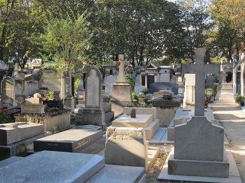 Places to see in ( Paris - France ) Montmartre Cemetery