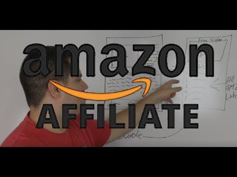 Amazon Affiliate Marketing Using Facebook Advertising thumbnail
