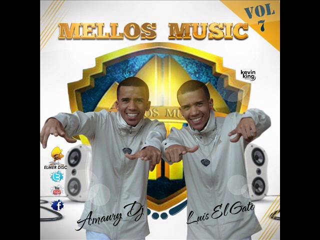 Se LLevo Mi Alma   Mr Black Mellos Music Vol 7 Videos De Viajes