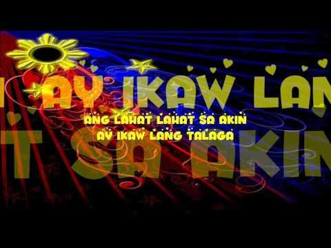 Tanya - Mahal Ka Sa Akin (Be My Lady OST) Lyrics