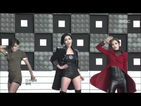 음악중심 - Brown Eyed Girls - Sixth Sense, 브라운 아이드 걸스 - 식스 센스, Music Core 20111015