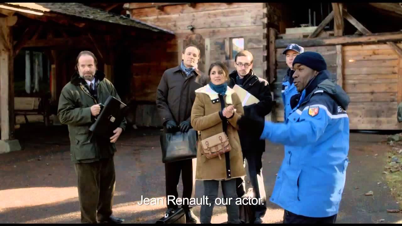 Playing Dead / Je fais le mort (2013) - Trailer English Subs