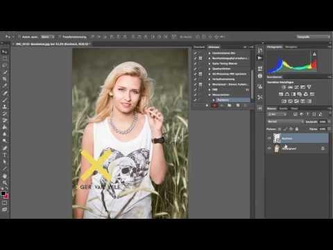Photoshop Quickie: Wasserzeichen Per Aktion Und Stapelverarbeitung Einfügen