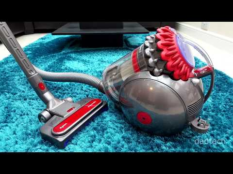 Dyson CY28 Big Ball Total Clean 2 Unboxing And Quick View