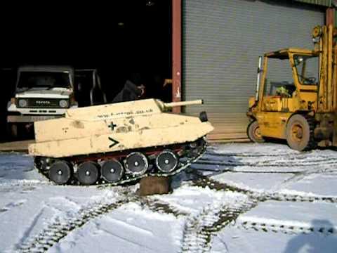 tiger tank mini tank youtube. Black Bedroom Furniture Sets. Home Design Ideas