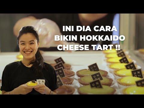 Cheese Tart dengan Bumbu Cinta