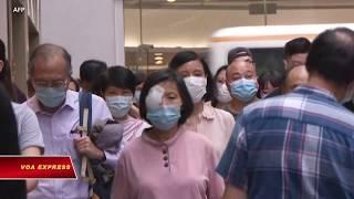 Anh cảnh báo TQ về luật an ninh quốc gia tại Hong Kong (VOA)