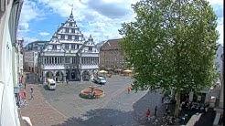 Webcam Rathaus Paderborn - 13.05.2020