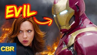 10 Times Iron Man Was Actually A Villain