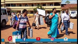 Bhatkal: Preparations for polling in full swing