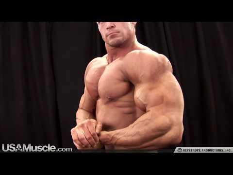 2010 NPC Nationals Bodybuilding Posing DVD #2