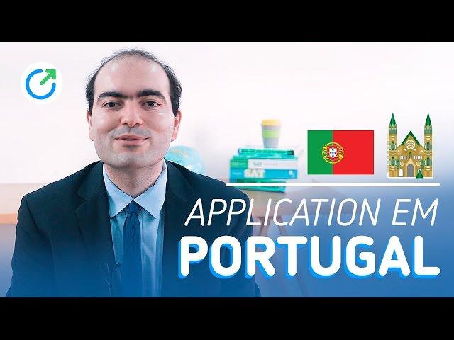 Como se Candidatar para Estudar Fora? Application em Portugal