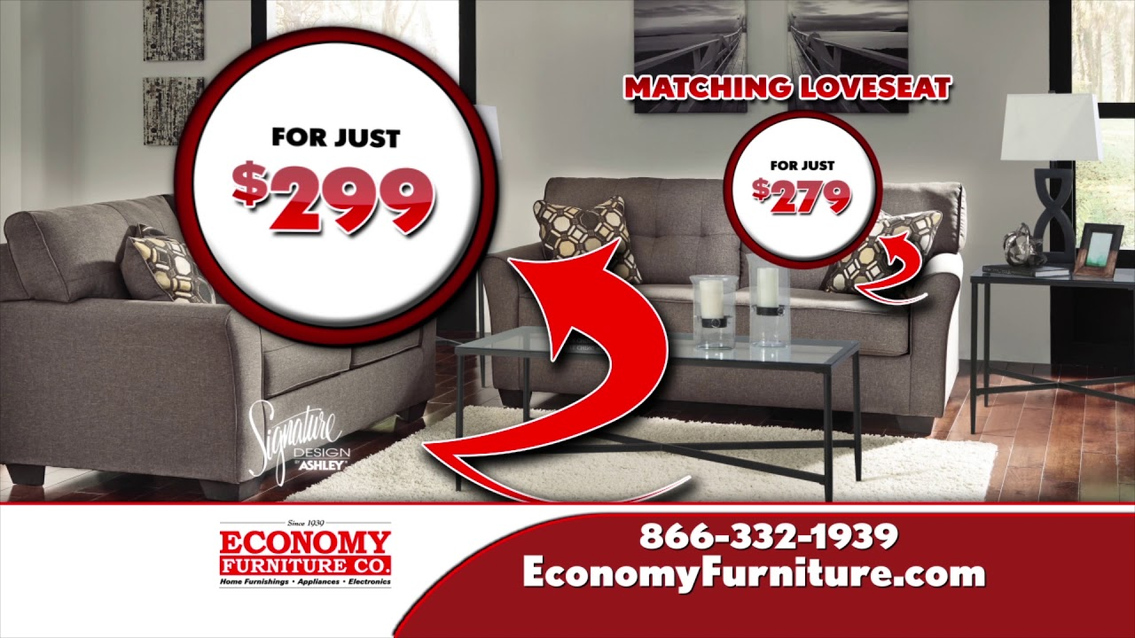Economy Furniture economy furniture - 78th anniversary sale - youtube