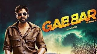 """Gabbar is Back"" Movie 2015 