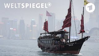 Der letzte Dschunkenbauer in Hongkong | Weltspiegel