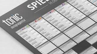 Der Tonic WM-Spielplan 2018