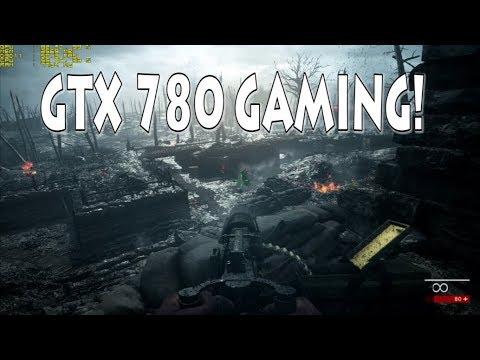 8 Juegos en Nvidia gtx 780 - Gaming