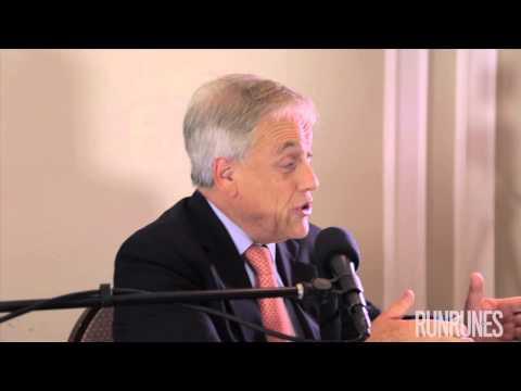 Entrevista a Sebastián Piñera, ex presidente de Chile