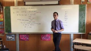 Solving Trigonometric Equations (2 of 5: Using quadrants)