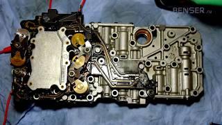 ЭБУ акпп 722.7 Мерседес A-класс, Vito Viano w638. Секреты электроники блока и ремонта