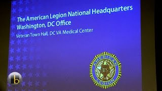 American Legion DC VA Town Hall