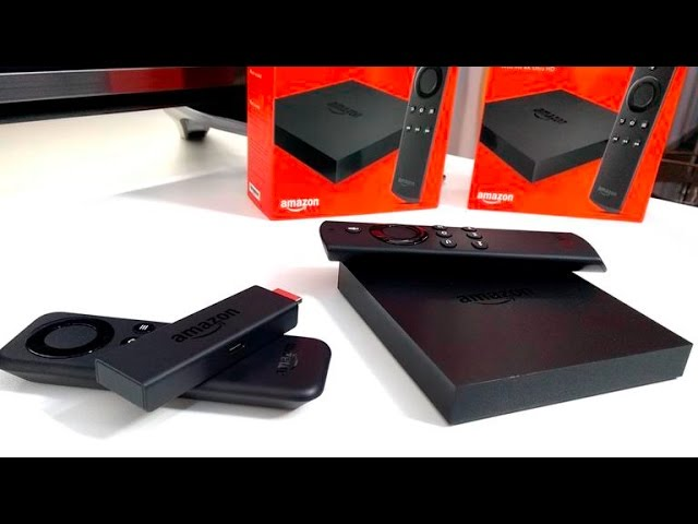 Amazon Fire TV gets fired up for 4K